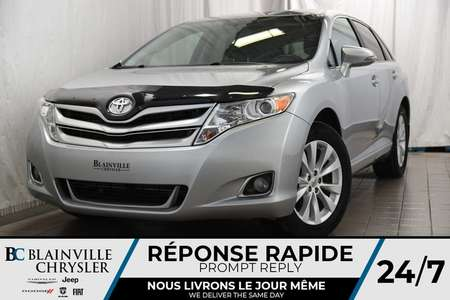 2016 Toyota Venza XLE+MAGS 19''+CAM RECUL+AUDIO ALPINE for Sale  - BC-P1179  - Desmeules Chrysler