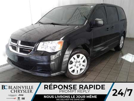 2014 Dodge Grand Caravan SE + CLIM + CRUISE + AUX + STOW N' GO for Sale  - BC-P1370  - Blainville Chrysler