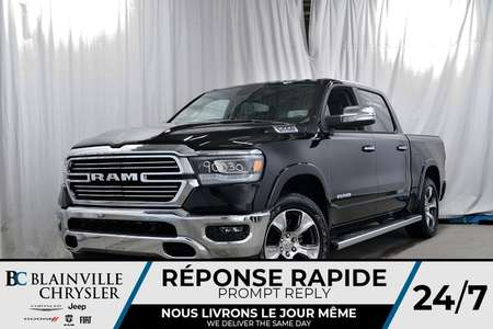 2019 Ram 1500 Laramie Crew Cab for Sale  - 90030  - Desmeules Chrysler