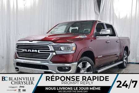 2019 Ram 1500 Laramie Crew Cab for Sale  - 90037  - Blainville Chrysler