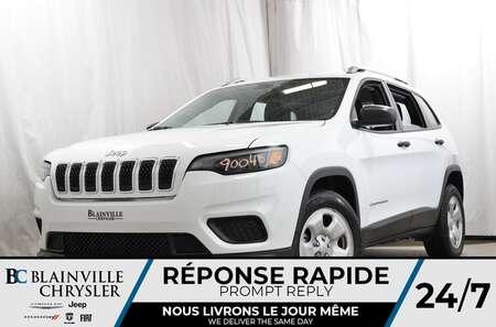 2019 Jeep Cherokee Sport for Sale  - 90046  - Blainville Chrysler