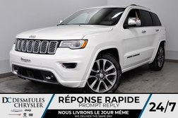 2018 Jeep Grand Cherokee Overland +NAV+ A/C MULTI + BANCS CHAUFF *210$/SEM  - DC-81027  - Desmeules Chrysler
