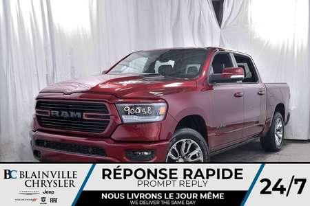 2019 Ram 1500 Sport Crew Cab for Sale  - 90058  - Blainville Chrysler