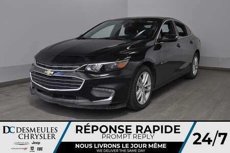 2018 Chevrolet Malibu LT *A/C *Cam de recul *Bouton start *79$/semaine for Sale  - DC-A1581  - Desmeules Chrysler