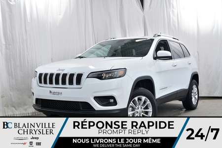 2019 Jeep Cherokee North for Sale  - BC-90075  - Blainville Chrysler