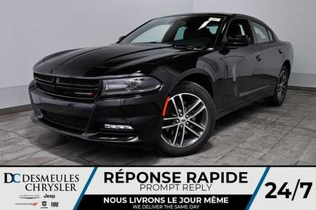 2019 Dodge Charger SXT AWD + UCONNECT + BANCS CHAUFF *126$/SEM for Sale  - DC-91116  - Blainville Chrysler