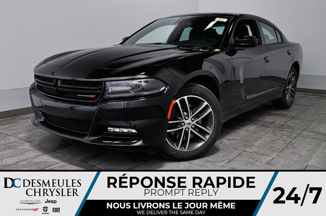 2019 Dodge Charger  - Blainville Chrysler