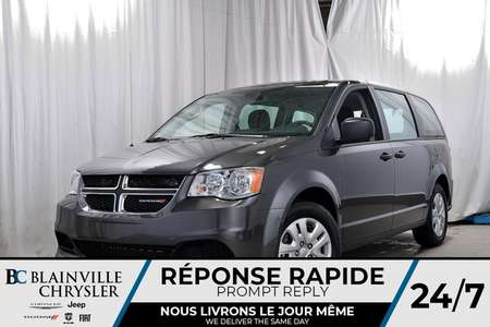 2019 Dodge Grand Caravan Canada Value Package for Sale  - 90121  - Blainville Chrysler
