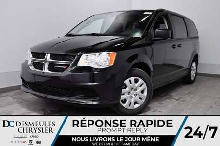 2019 Dodge Grand Caravan SXT + BLUETOOTH + CAM RECUL *89$/SEM for Sale  - DC-91075  - Desmeules Chrysler