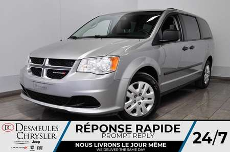 2017 Dodge Grand Caravan SE * Mode Econ *A/C *75$/semaine for Sale  - DC-91007A  - Desmeules Chrysler