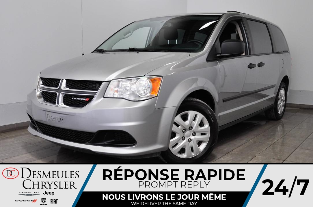 2017 Dodge Grand Caravan  - Blainville Chrysler