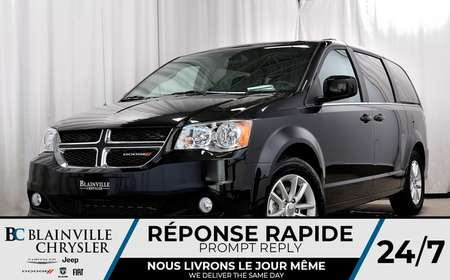 2019 Dodge Grand Caravan SXT PREMIUM PLUS + V6 3.6L + BLUETOOTH + MAGS for Sale  - 90129  - Blainville Chrysler