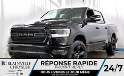 2019 Ram 1500 CREW CAB + SPORT + V8 5.7L HEMI + MAGS 20''  - 90137  - Desmeules Chrysler