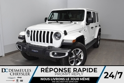 2019 Jeep Wrangler Unlimited Sahara  - DC-91002  - Blainville Chrysler