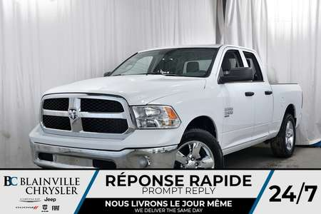 2019 Ram 1500 Classic SXT Plus Quad Cab for Sale  - 90143  - Desmeules Chrysler
