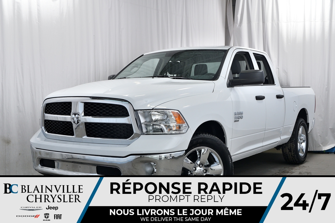 2019 Ram 1500 Classic  - Desmeules Chrysler