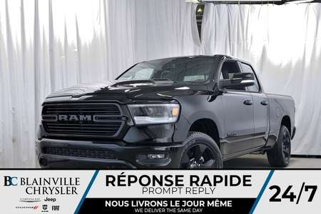 2019 Ram 1500 Sport Quad Cab for Sale  - 90160  - Blainville Chrysler