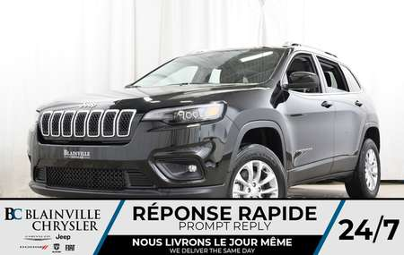 2019 Jeep Cherokee North for Sale  - BC-90066  - Blainville Chrysler