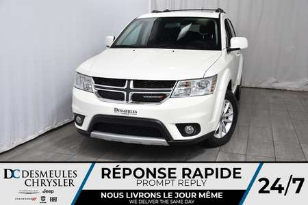 2018 Dodge Journey SXT * Bouton Start * Rack à toit * AWD * for Sale  - DC-A1056  - Desmeules Chrysler