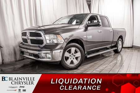 2016 Ram 1500 SLT * ENSEMBLE REMOQUE * ENSEMBLE PROTECTION for Sale  - BC-90493A  - Desmeules Chrysler