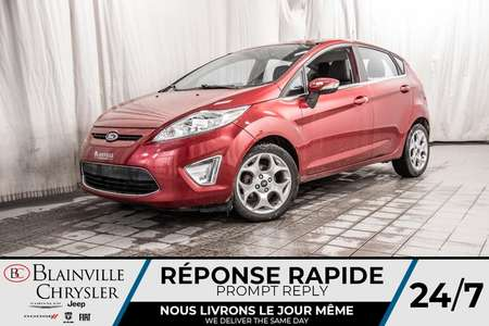2013 Ford Fiesta Titanium * BLUETOOTH * BANCS CHAUFF * A/C * for Sale  - BC-P1488  - Blainville Chrysler