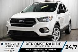 2017 Ford Escape SE+AWD+GR ELEC+SIEGE CUIR  - BC-P1095  - Desmeules Chrysler