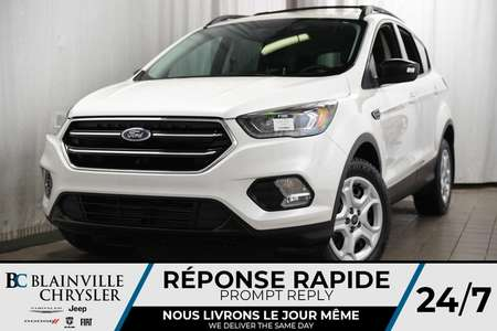 2017 Ford Escape SE+AWD+GR ELEC+SIEGE CUIR for Sale  - BC-P1095  - Desmeules Chrysler