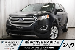 2015 Ford Edge SEL + FWD + 2L ECOBOOST + CAMÉRA RECUL  - BC-P1060  - Desmeules Chrysler