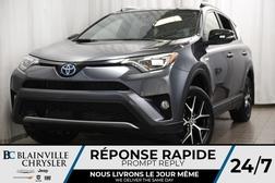 2017 Toyota RAV4 Hybrid 97$SEM+SE+AWD+HYBRID+TOIT OUVRANT+CUIR+GPS  - BC-P1111  - Blainville Chrysler