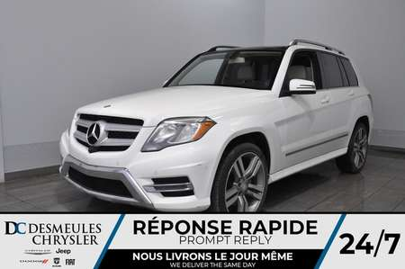2014 Mercedes-Benz GLK-Class GLK 350 + BANCS CHAUFF + NAVIG for Sale  - DC-A1544  - Desmeules Chrysler