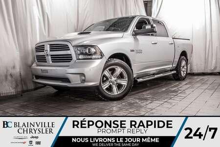 2014 Ram 1500 Sport * ENSEMBLE REMORQUE * BLUETOOTH * for Sale  - BC-80119A  - Blainville Chrysler