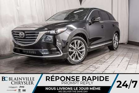 2016 Mazda CX-9 SIGNATURE * AWD * CUIR * BLUETOOTH * TOIT * for Sale  - BC-P1529  - Desmeules Chrysler