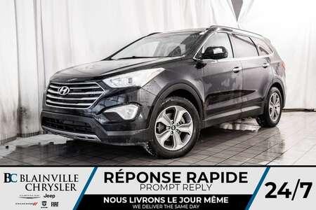 2015 Hyundai Santa Fe XL * 7 PASSAGERS * AWD * BANCS ELEC./CHAUFFANTS * for Sale  - BC-P1505  - Desmeules Chrysler