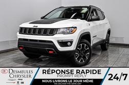 2020 Jeep Compass Trailhawk + BANCS CHAUFF + UCONNECT *101$/SEM  - DC-20407  - Desmeules Chrysler