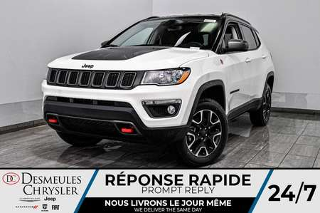2020 Jeep Compass Trailhawk + BANCS CHAUFF + UCONNECT *101$/SEM for Sale  - DC-20407  - Blainville Chrysler