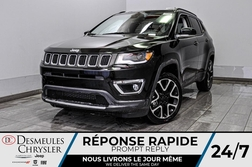 2020 Jeep Compass Limited + BANCS CHAUFF + UCONNECT *117$/SEM  - DC-20406  - Blainville Chrysler