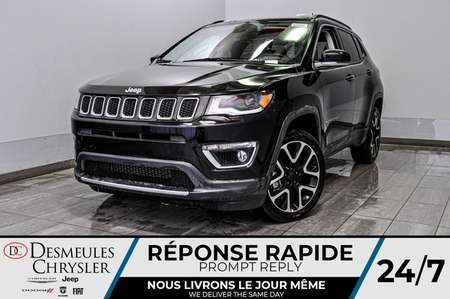 2020 Jeep Compass Limited + BANCS CHAUFF + UCONNECT *117$/SEM for Sale  - DC-20406  - Blainville Chrysler