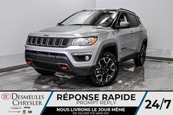 2020 Jeep Compass Trailhawk + UCONNECT + BANCS CHAUFF *102$/SEM  - DC-20408  - Desmeules Chrysler
