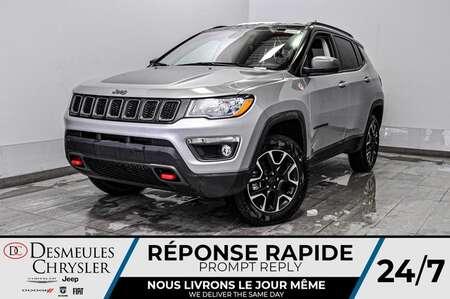 2020 Jeep Compass Trailhawk + UCONNECT + BANCS CHAUFF *109$/SEM for Sale  - DC-20408  - Blainville Chrysler