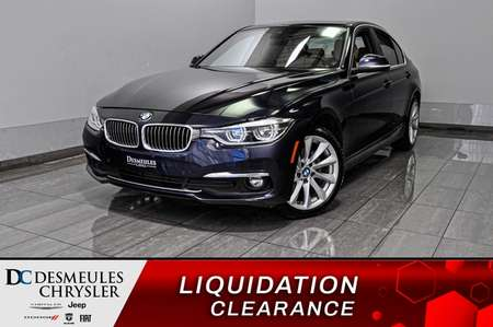 2016 BMW 3 Series 328d xDrive + bancs chauff + bluetooth + cam recul for Sale  - DC-D1890  - Desmeules Chrysler