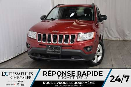 2012 Jeep Compass North * Bancs Chauffants * Caméra de Recul for Sale  - DC-A1066  - Blainville Chrysler