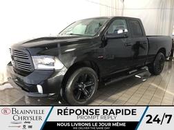 2016 Ram 1500 SPORT * BOITE 6.4 * ALL BLACK * AWD AUTO * ALPINE  - BC-20240A  - Desmeules Chrysler