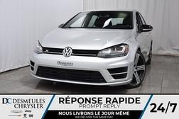 2016 Volkswagen Golf R GOLF R * Cam Rec * NAV * Sièges Chauff *  - DC-M1273  - Desmeules Chrysler