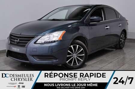 2014 Nissan Sentra S *Mode sport et éco *A/C *57$/semaine for Sale  - DC-A1533  - Blainville Chrysler