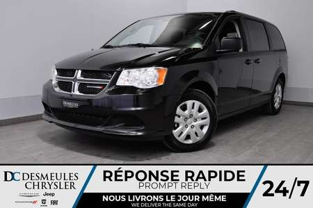 2019 Dodge Grand Caravan SXT + BLUETOOTH *88$/SEM for Sale  - DC-91036  - Desmeules Chrysler