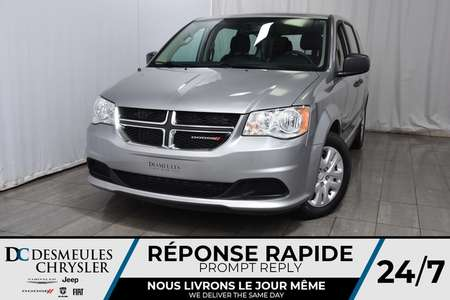 2015 Dodge Grand Caravan SE * A/C * Mode Eco * Hitch Remorque for Sale  - DC-81213A  - Blainville Chrysler