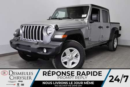 2020 Jeep Gladiator Sport S + BANCS CHAUFF + BLUETOOTH *148$/SEM for Sale  - DC-20048  - Blainville Chrysler