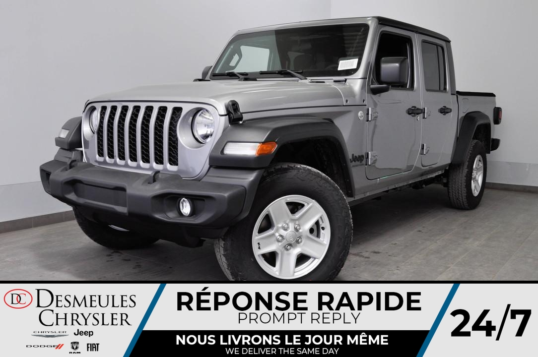 2020 Jeep Gladiator  - Desmeules Chrysler
