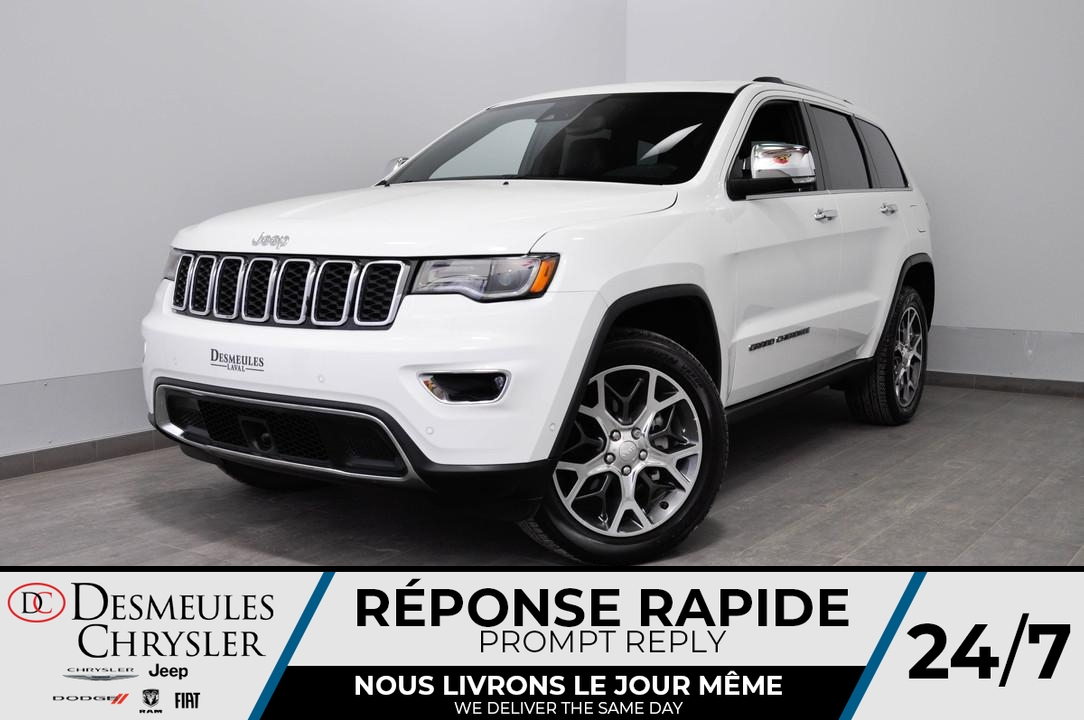 2019 Jeep Grand Cherokee  - Desmeules Chrysler
