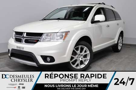 2017 Dodge Journey GT AWD + UCONNECT + BANCS CHAUFF *137$/SEM for Sale  - DC-70224  - Blainville Chrysler